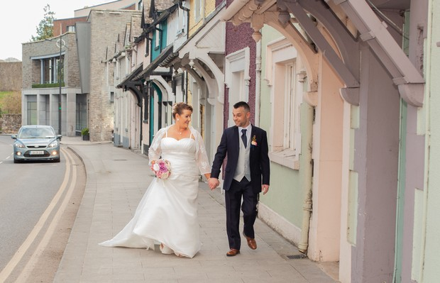 A Delightful Trim Castle Wedding by Peter Bell Photography images 36