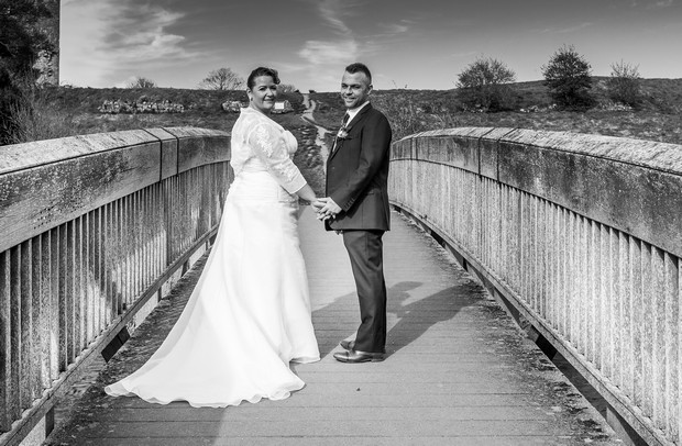 A Delightful Trim Castle Wedding by Peter Bell Photography images 37