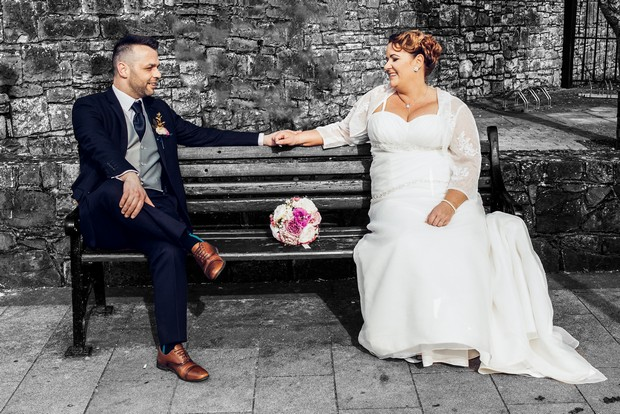 A Delightful Trim Castle Wedding by Peter Bell Photography images 44