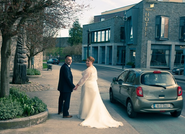 A Delightful Trim Castle Wedding by Peter Bell Photography images 45