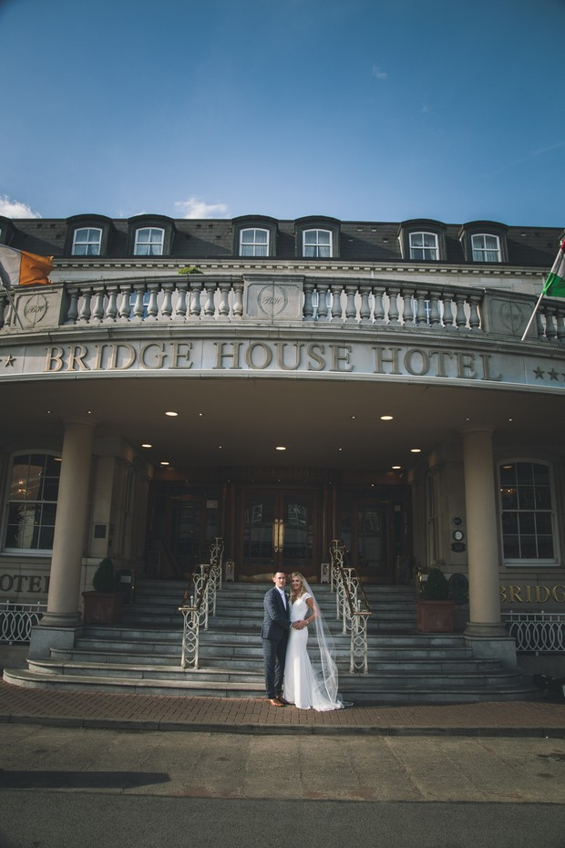 A Stylish Bridge House Hotel Wedding by Darren Byrne Photography & Film images 53