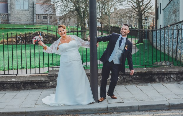 A Delightful Trim Castle Wedding by Peter Bell Photography images 46