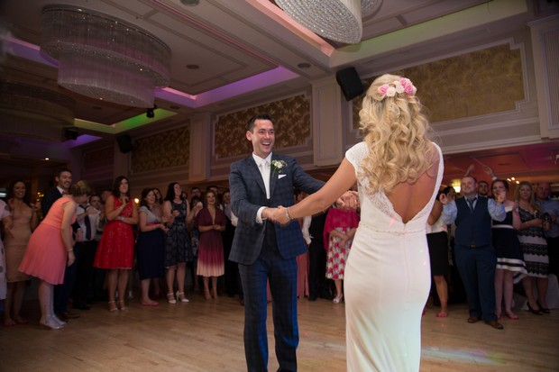 A Stylish Bridge House Hotel Wedding by Darren Byrne Photography & Film images 74