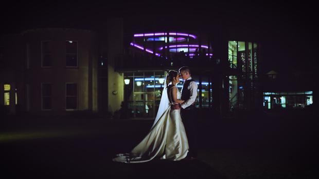 A Gorgeous Vintage Glasson Wedding by Jason Nolan Wedding Films images 2