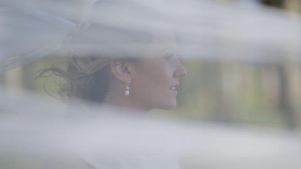 A Gorgeous Vintage Glasson Wedding by Jason Nolan Wedding Films