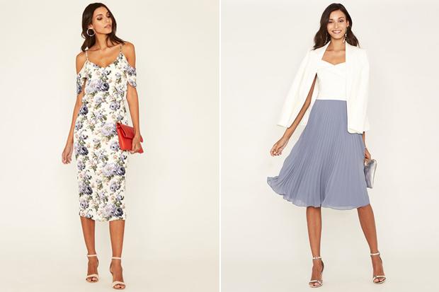 20 Gorgeous Looks for Summer Wedding Guests | weddingsonline