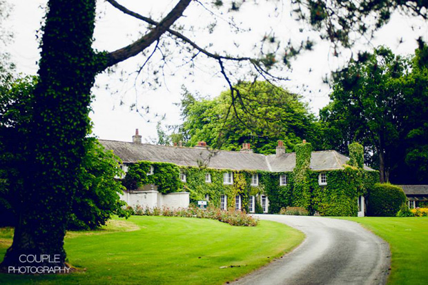 Lisa Cannon Visits weddingsonline Exclusive Venue of the Year – the Romantic Rathsallagh House