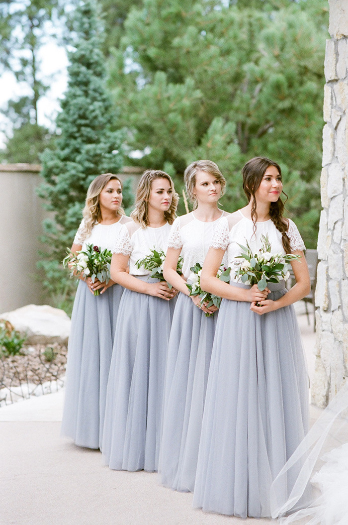 How to Style Bridesmaids in Separates & Where to Shop images 8