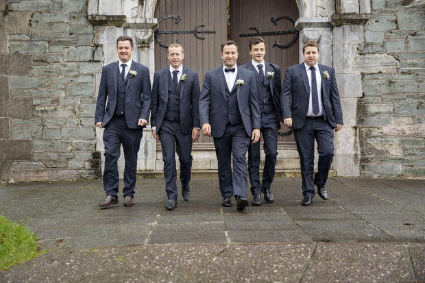 A Magical Gougane Barra & Muckross Park Hotel Wedding by Golden Moments Wedding Photography images 9