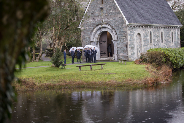 A Magical Gougane Barra & Muckross Park Hotel Wedding by Golden Moments Wedding Photography images 13