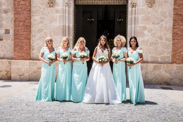 A Traditional Sun-Filled Wedding by Lyndyloo in Spain images 27