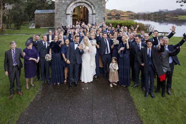 A Magical Gougane Barra & Muckross Park Hotel Wedding by Golden Moments Wedding Photography images 33