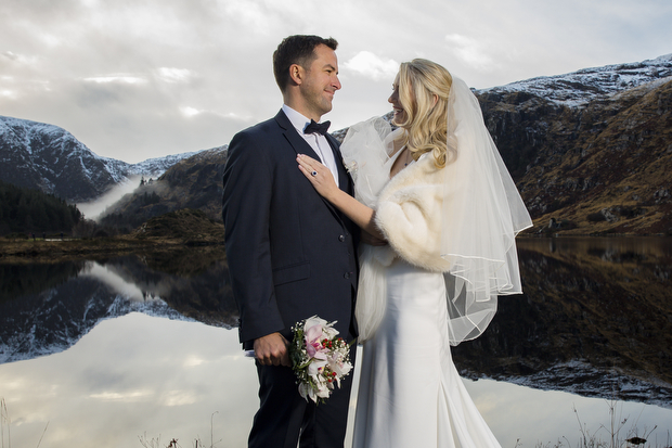 A Magical Gougane Barra & Muckross Park Hotel Wedding by Golden Moments Wedding Photography images 38