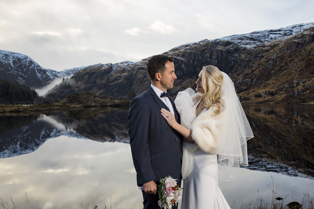 A Magical Gougane Barra & Muckross Park Hotel Wedding by Golden Moments Wedding Photography images 39