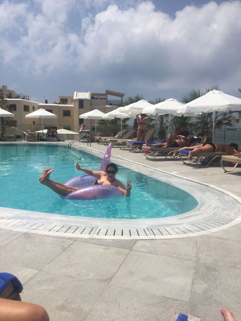 Lisa Cannon on Her Trip to Stunning Cyprus – A Fab Destination for Honeymooners or Hen Parties images 7