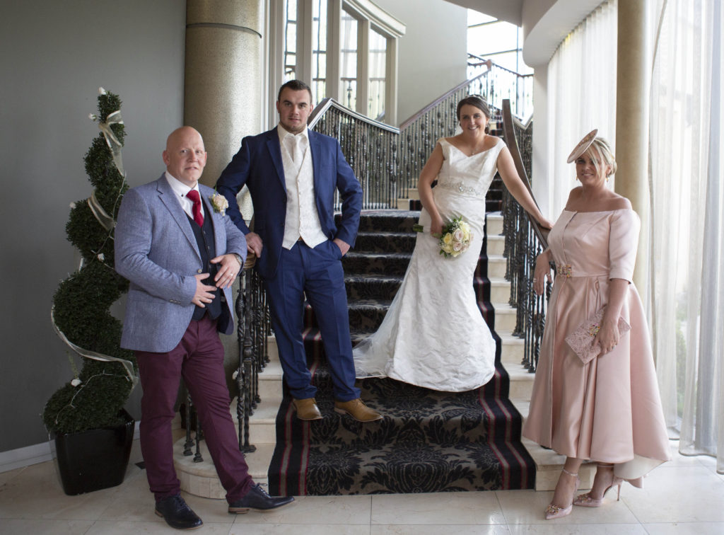 A Romantic Wedding at Errigal Country House Hotel by Andrew Mackin images 27