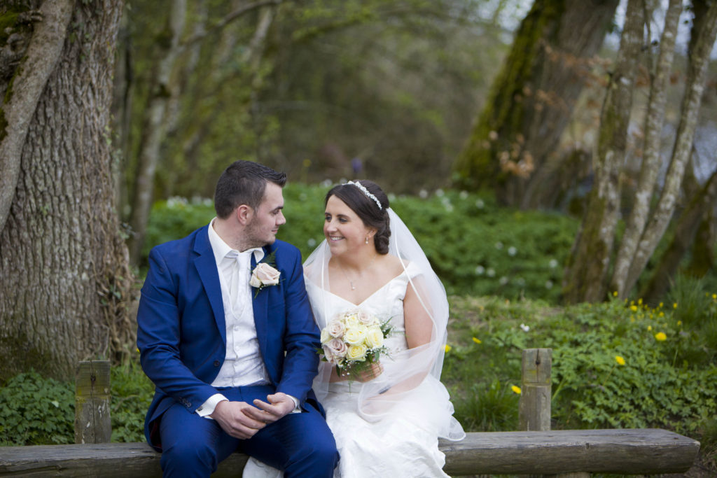 A Romantic Wedding at Errigal Country House Hotel by Andrew Mackin