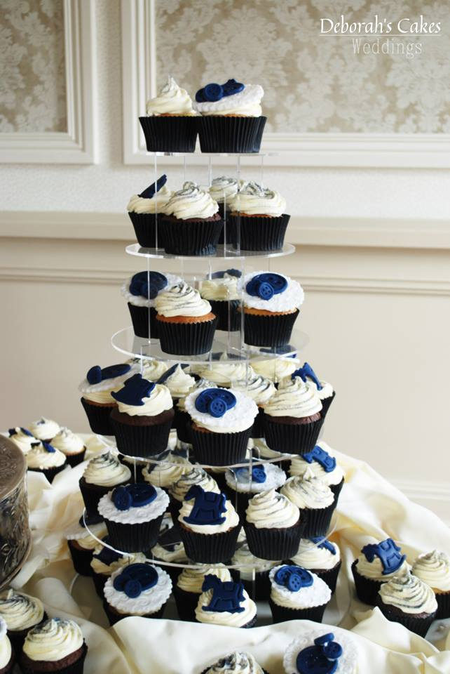 17 Lovely Wedding Cakes images 11