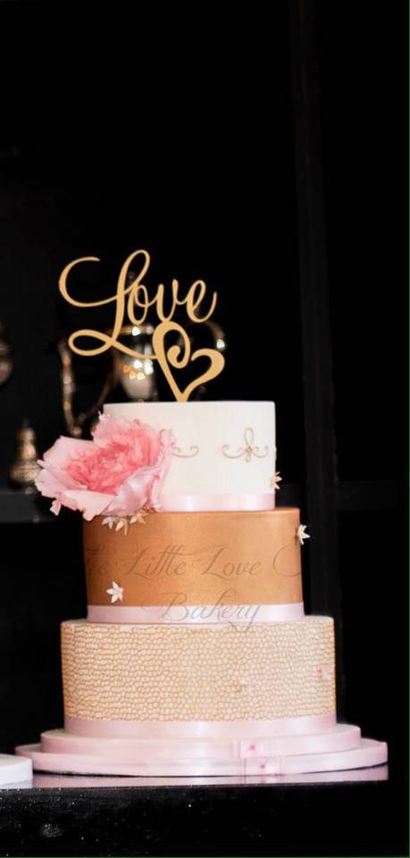 17 Lovely Wedding Cakes images 5