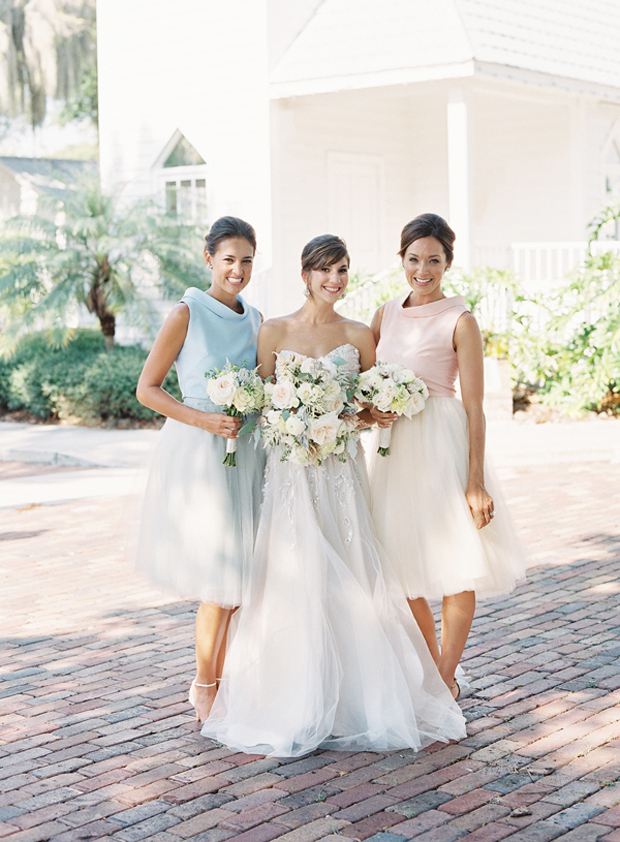How to Style Bridesmaids in Separates & Where to Shop images 3