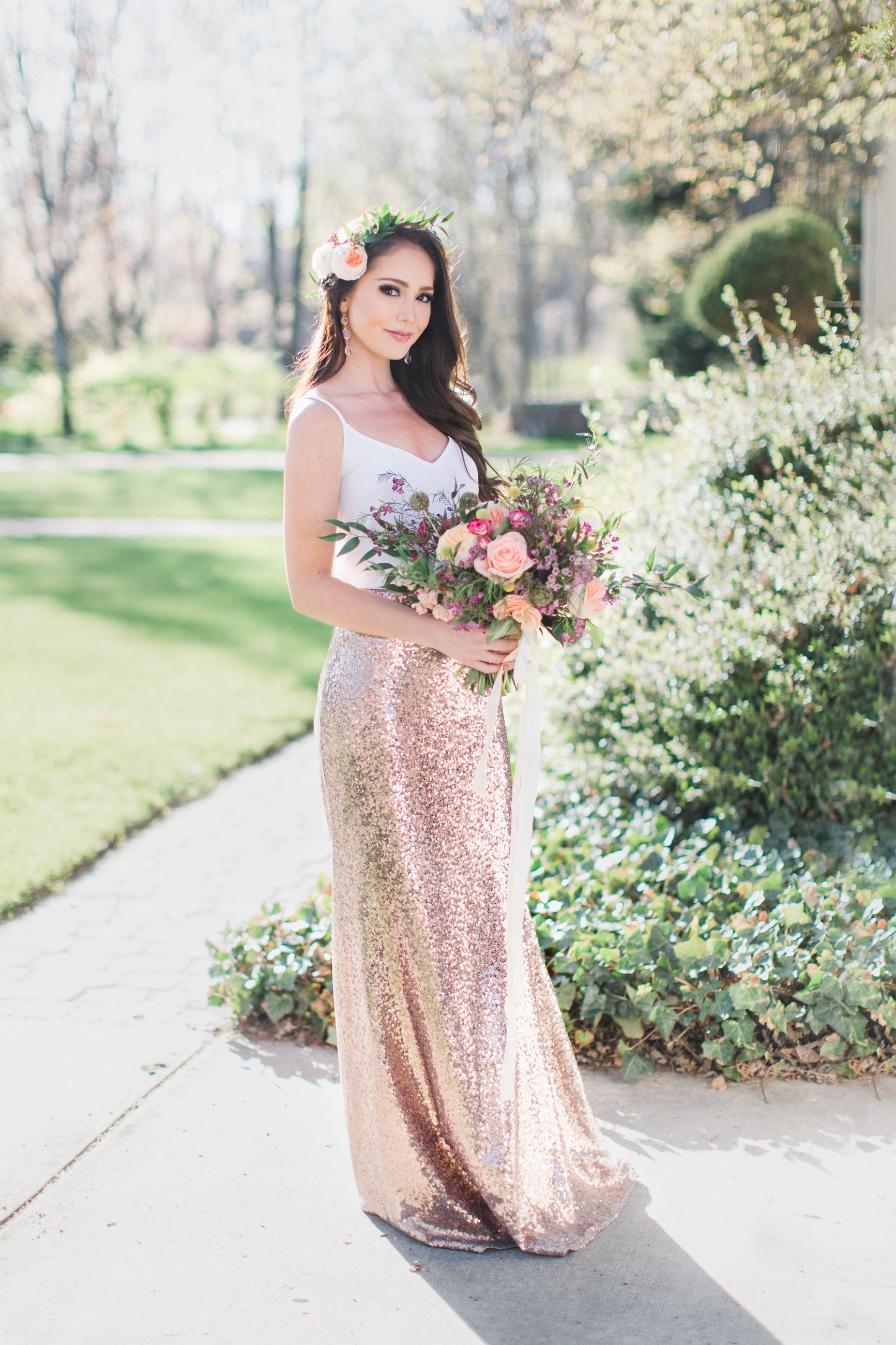 How to Style Bridesmaids in Separates & Where to Shop images 14