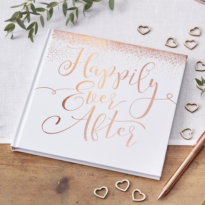 13 Gorgeous Wedding Guest Books You Can Pick Up Now! images 8