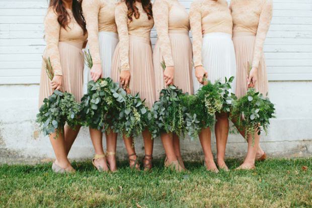 How to Style Bridesmaids in Separates & Where to Shop images 4