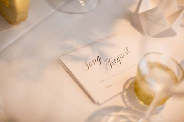 11 Fun Touches That Will Be a Big Hit with Wedding Guests images 9