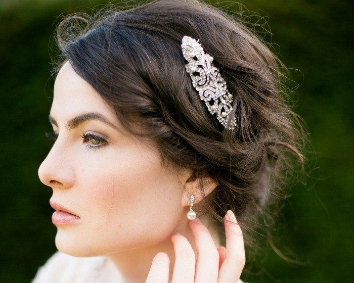20 Beautiful Hair Combs for Vintage-Loving Brides