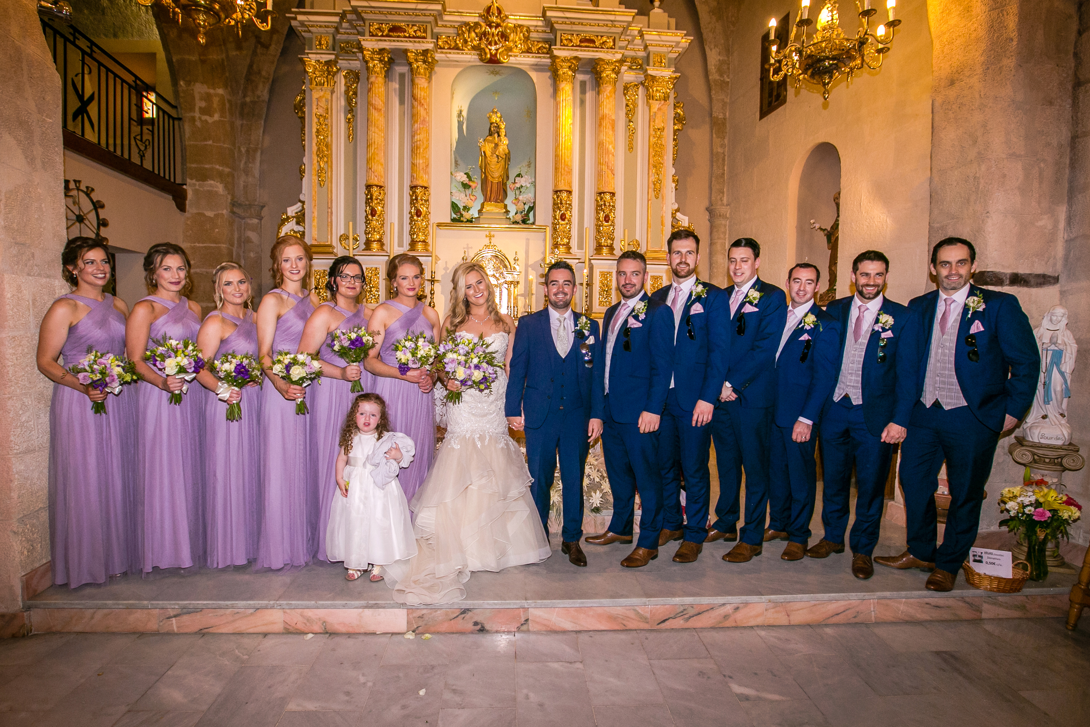 Destination Wedding In Spain By Your Dream Wedding In Spain