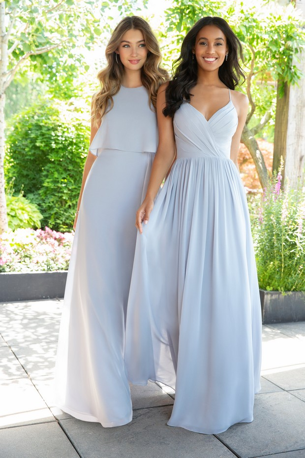 The Divine Hayley Paige Occasions Fall 2018 Bridesmaid Collection