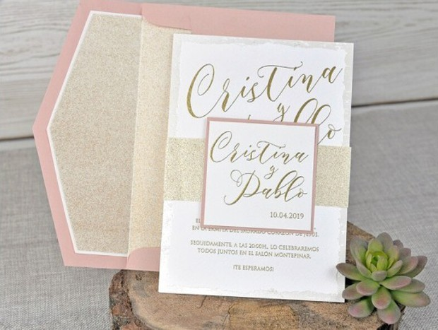 Gorgeous Wedding Invitation Inspo For 2019 Couples Weddingsonline