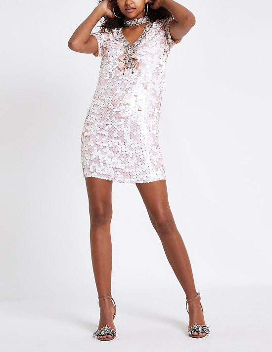f69075f3 These Sparkly Engagement Party Dresses Will Go Perfectly With Your ...