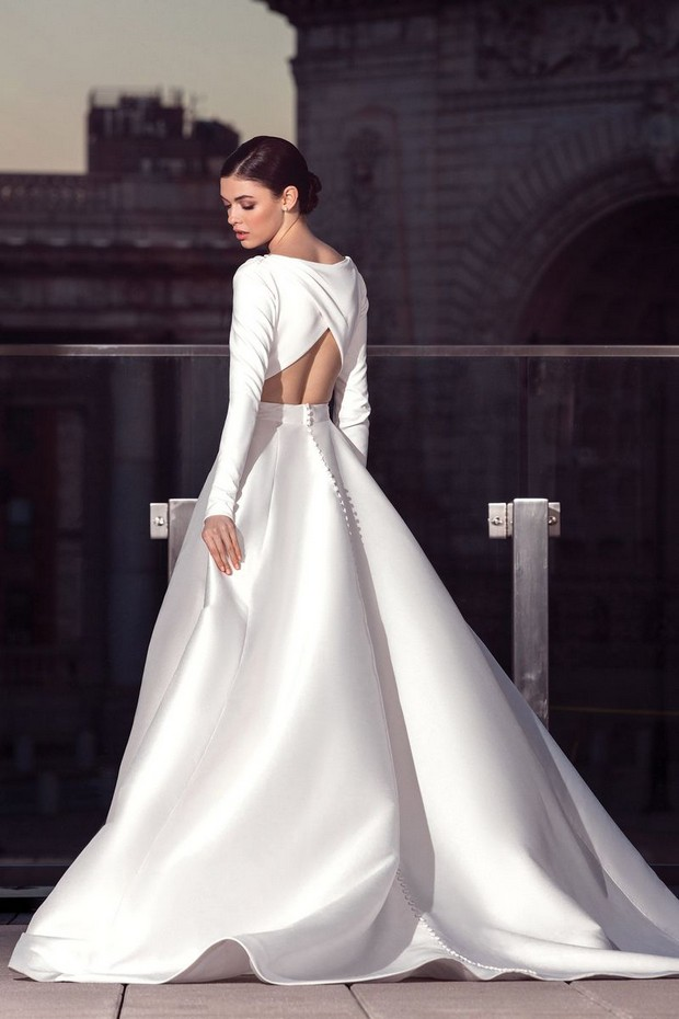 Winter Wedding Dress.30 Exquisite Wedding Dresses For A Winter Bride Weddingsonline