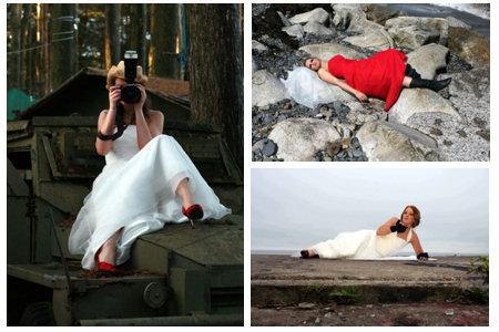 Trash The Dress Joe McQuillan Photography