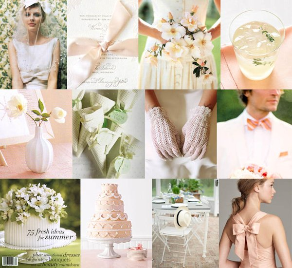 inspiration board from snippet and ink