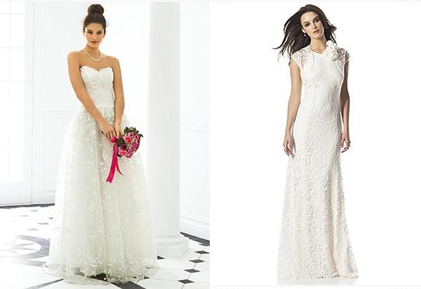 Vestidos de novia dessy