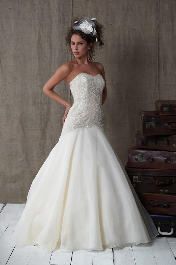 Vestido de novia Portugal de Amanda Wyatt