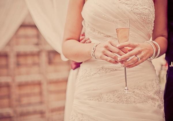 Tendencias de vestidos de novia de invierno