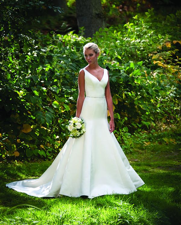 Vestido de novia Taima de Augusta Jones