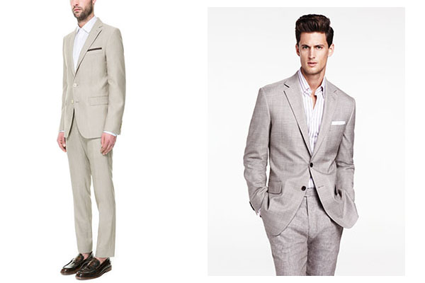 Buying Your Groom S Suit High Street Suits For Grooms Groomsmen