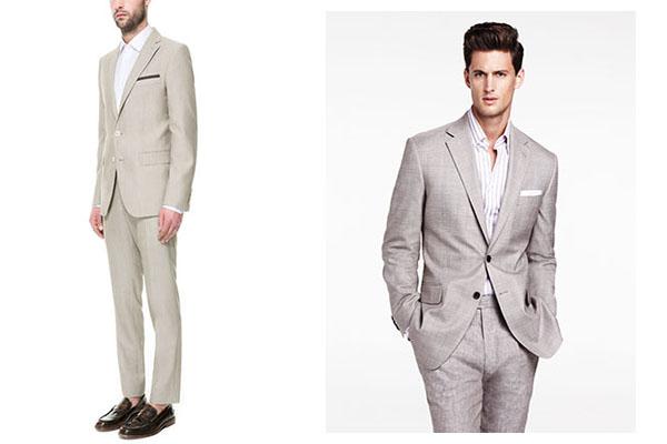 Buying Your Groom S Suit High Street Suits For Grooms Groomsmen