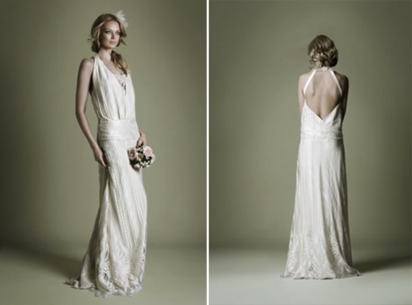 Vintage 1920s Wedding Dresses