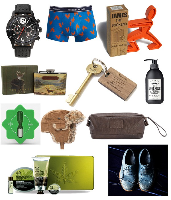 Gifts for the man in your life
