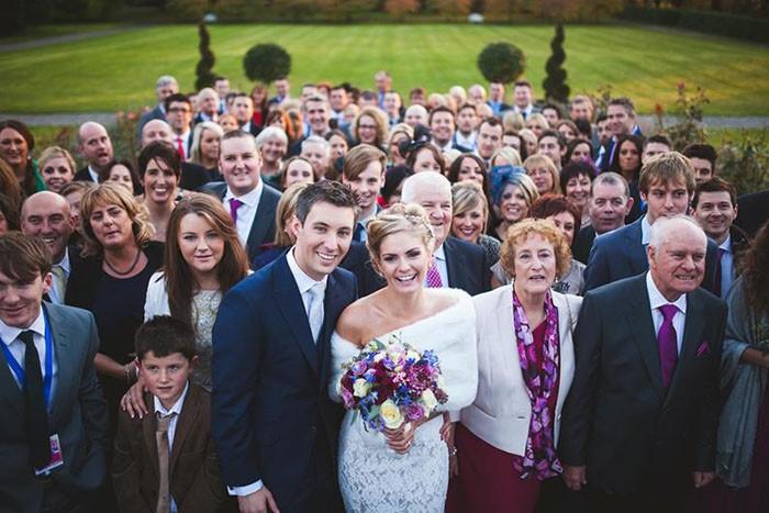 Jennie & Colins Wedfest wedding
