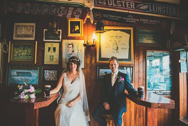 Orlaith and Brendans wedding at Silver Tassie Hotel