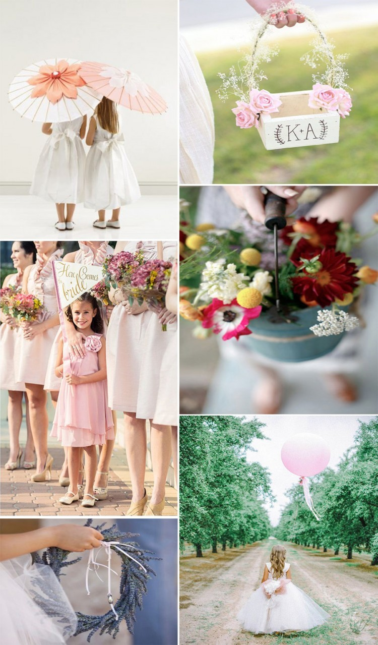 Accessories For Your Flower Girl