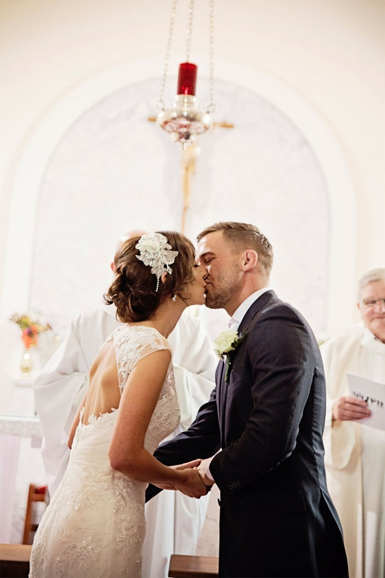 Romantic Glamour Wedding by Katie Kav Photography