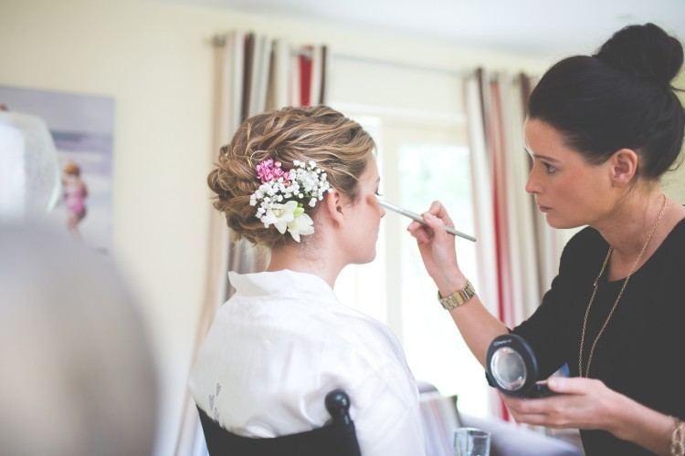 eilis bridal makeup