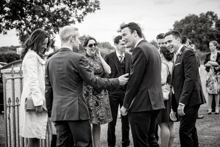 wedding-season-guest-arrival-ireland-emily